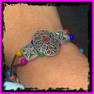 🆕 Classic Bohemia Tibetan Silver Bracelet